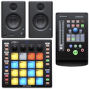 PreSonus Atom Faderport V2 Bundle with Eris E3.5 Studio Monitors - PSSL ProSound and Stage Lighting