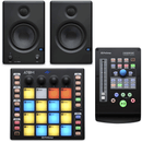 PreSonus Atom Faderport V2 Bundle with Eris E4.5 Studio Monitors - PSSL ProSound and Stage Lighting