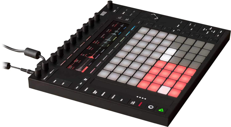 Ableton PUSH 2 Controller & Instrument with Decksaver - PSSL ProSound and Stage Lighting