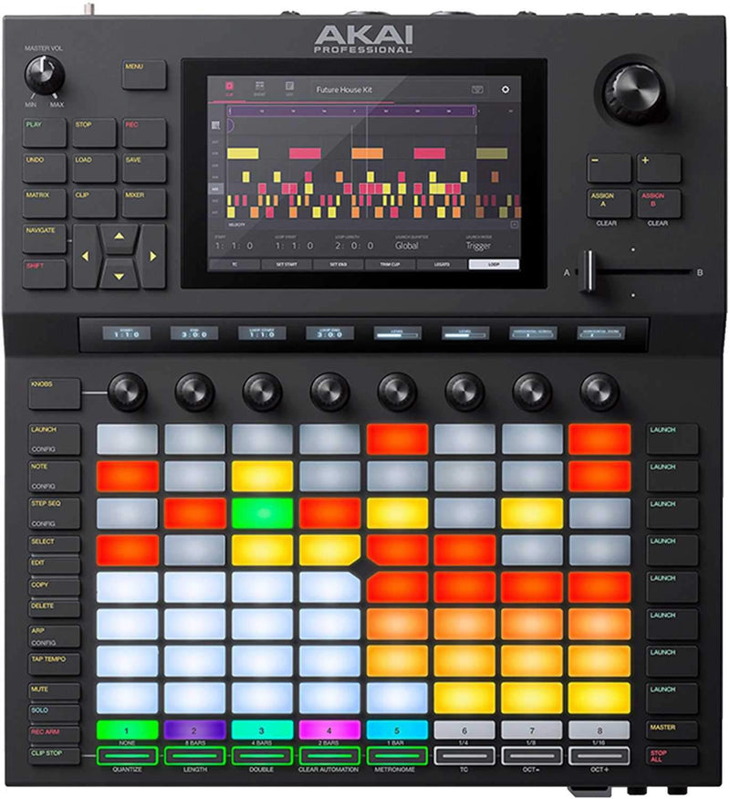Akai Force Music & DJ Production System with Gator Bag - PSSL ProSound and Stage Lighting