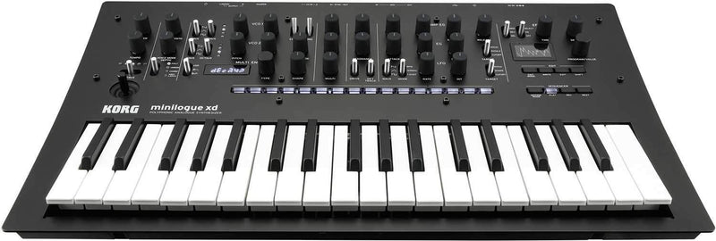 Korg Minilogue XD 4-Voice Analog Synth with Monitors - PSSL ProSound and Stage Lighting
