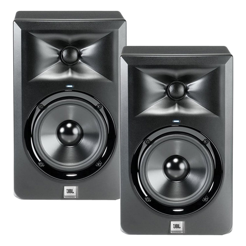 JBL LSR305 5-Inch Powered Studio Monitors (PAIR) - PSSL ProSound and Stage Lighting