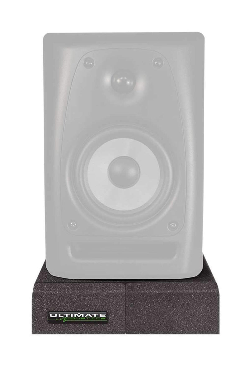 KRK RP8 G3 Powered Studio Monitors with Stands & Isolation Pads - PSSL ProSound and Stage Lighting