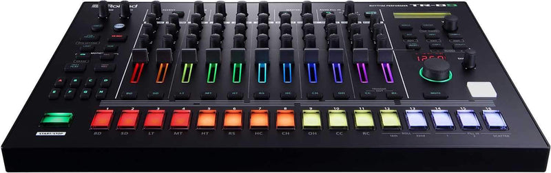 Roland TR-8S Aria Rhythm Drum Machine with Decksaver - PSSL ProSound and Stage Lighting