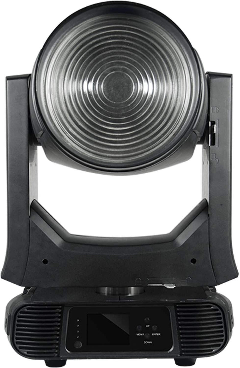 Blizzard Redstone 240Z Wash 240W LED RGBW Moving Head Light - PSSL ProSound and Stage Lighting