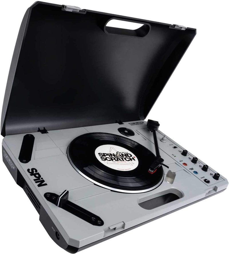 Reloop Spin Portable Battery-Powered Turntable - PSSL ProSound and Stage Lighting
