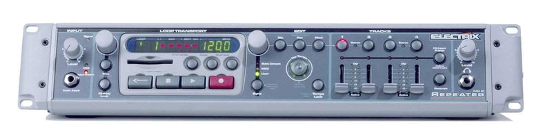 Electrix REPEATER-2 Loop Based Recorder Sampler - PSSL ProSound and Stage Lighting