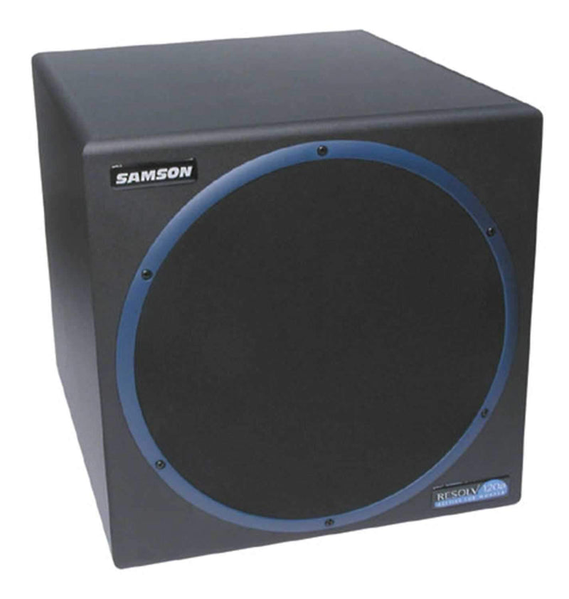 Samson RESOLV-120A 10 Studio Subwoofer (Each) - PSSL ProSound and Stage Lighting