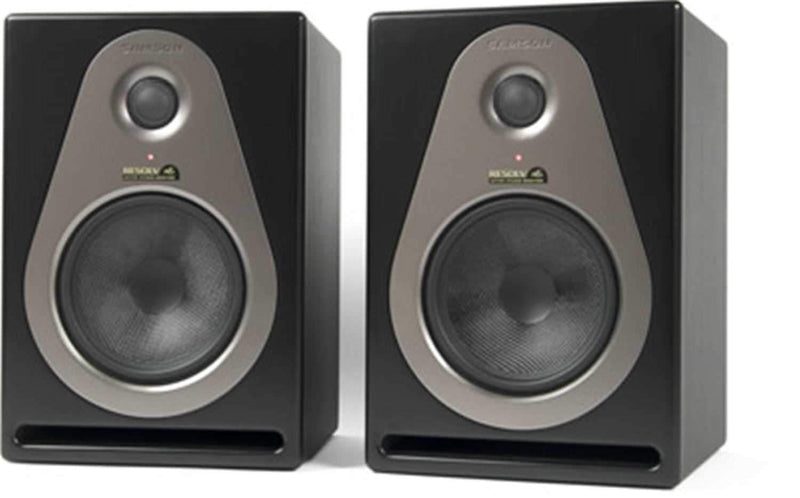 Samson RESOLVA6 6.5 Inch Active Monitors (pair) - PSSL ProSound and Stage Lighting
