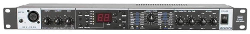 Zoom RFX-2200 Digital Reverb/Multi Effects - PSSL ProSound and Stage Lighting