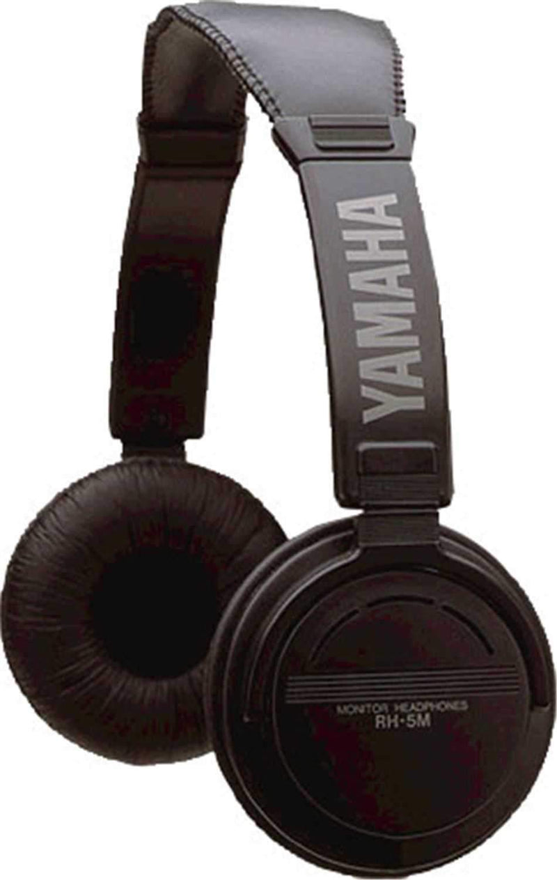 Yamaha RH5MA Stereo Monitor Headphones - PSSL ProSound and Stage Lighting