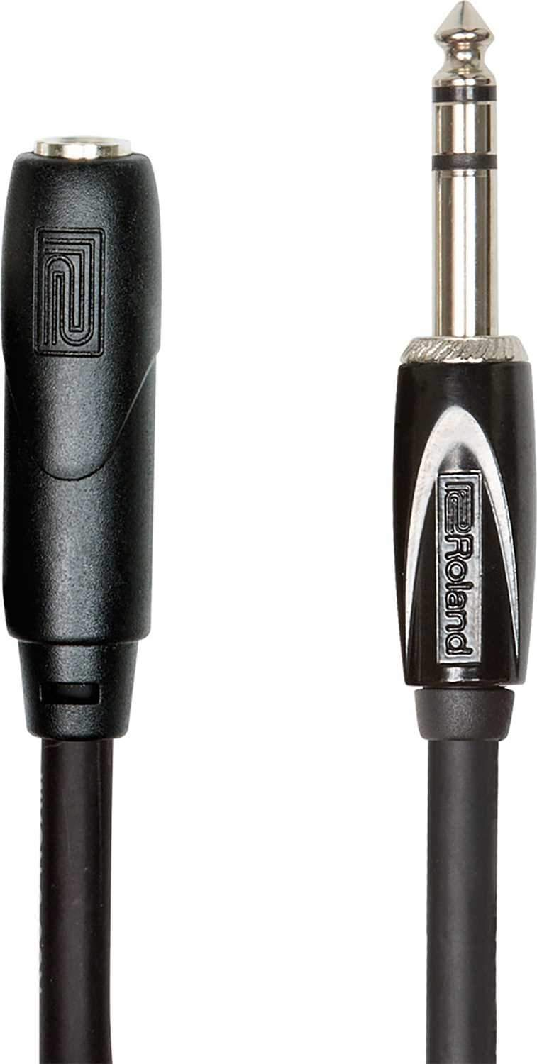 Roland RHC-25-1414 25ft 1/4 inch TRS Extension Cable - PSSL ProSound and Stage Lighting