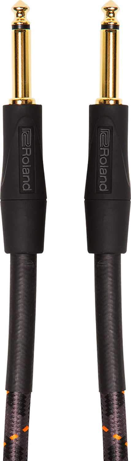 Roland RIC-G20 20ft Gold Series 1/4 inch Instrument Cable - PSSL ProSound and Stage Lighting