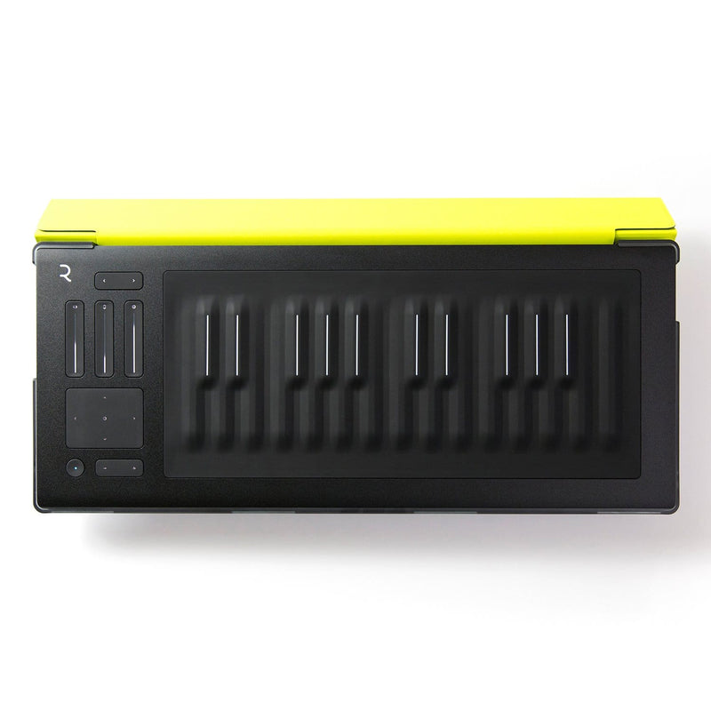 ROLI Seaboard Rise 25 Flip Case - Lime - PSSL ProSound and Stage Lighting