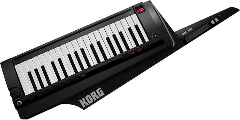 Korg RK100SBK Keytar Controller in Black - PSSL ProSound and Stage Lighting