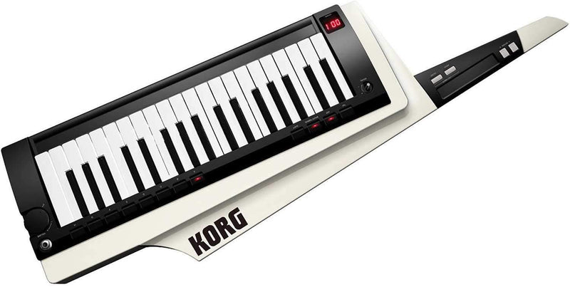 Korg RK100SWH Keytar Controller in White - PSSL ProSound and Stage Lighting