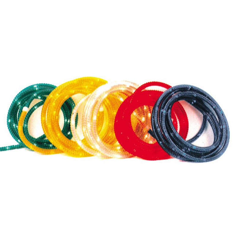 Rope Light 12 Ft Soft - Green - PSSL ProSound and Stage Lighting