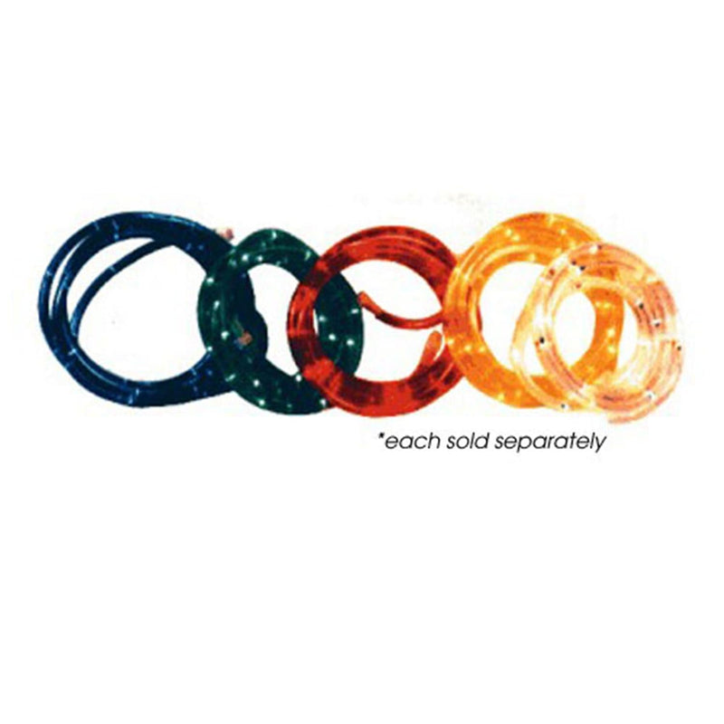 Rope Light 12 Ft Soft - Multi Colored - PSSL ProSound and Stage Lighting