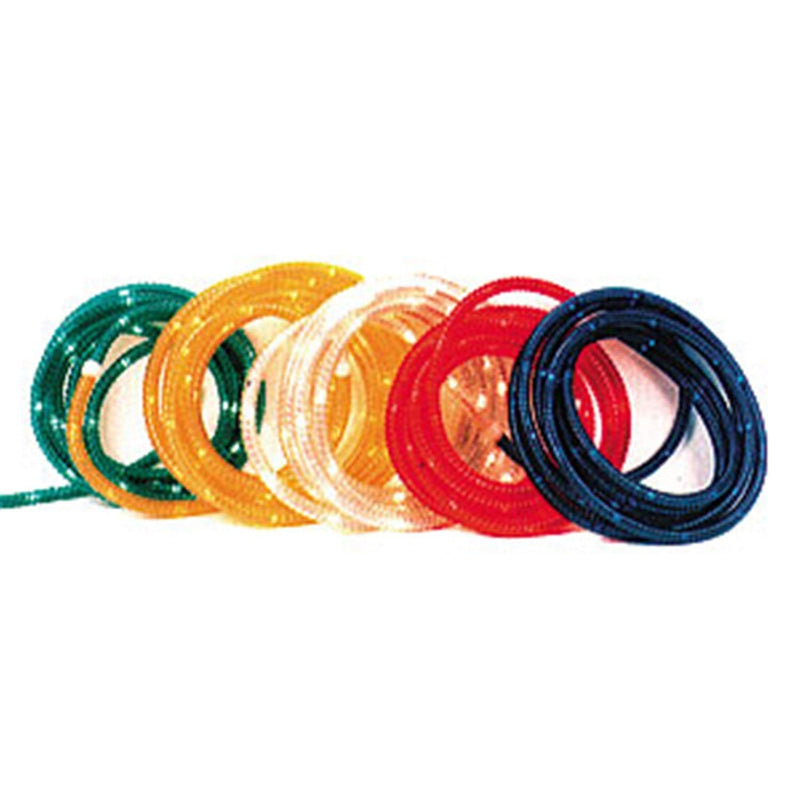 American DJ 16 Ft Rope Light Heavy Duty-Green - PSSL ProSound and Stage Lighting