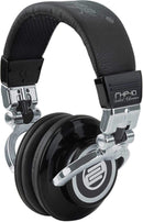 Reloop RLP224106 Solid Chrome Pro Dj Headphones - PSSL ProSound and Stage Lighting