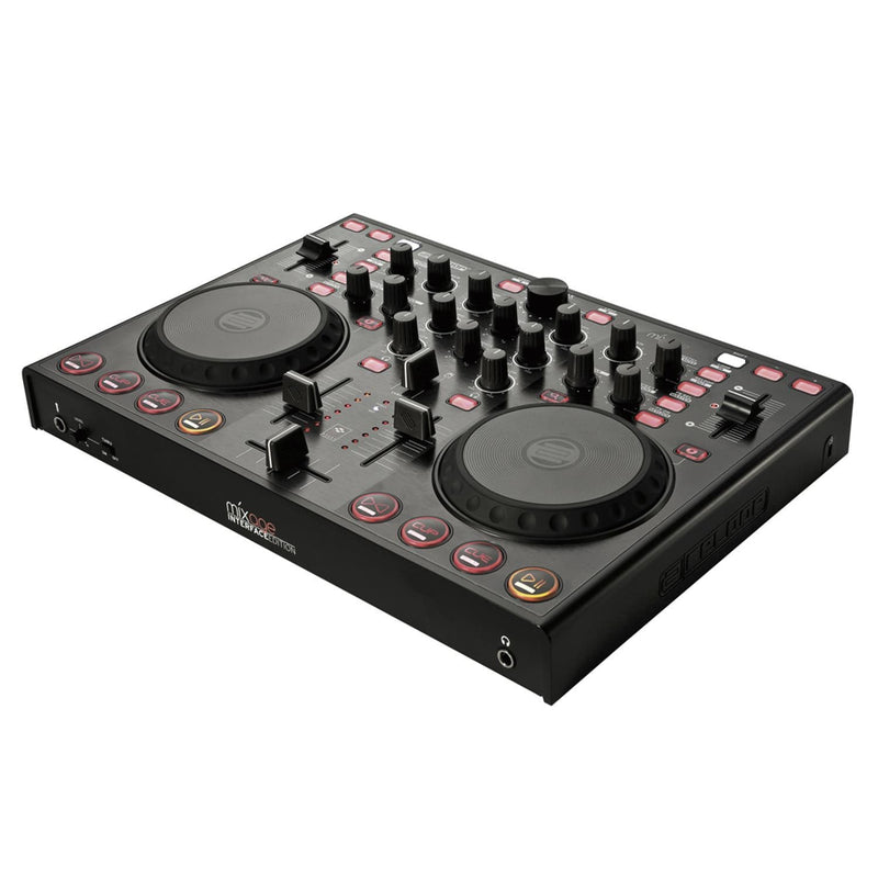 Reloop Mixage DJ Controller with Audio I/O - PSSL ProSound and Stage Lighting