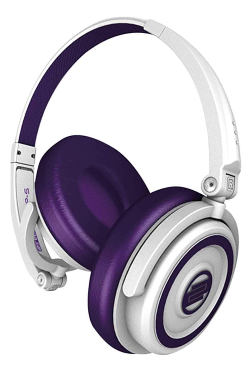 Reloop RHP5 Headphones with Smartphone Control-Purple - PSSL ProSound and Stage Lighting