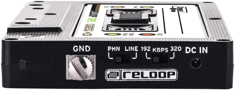 Reloop TAPE USB Recorder - PSSL ProSound and Stage Lighting