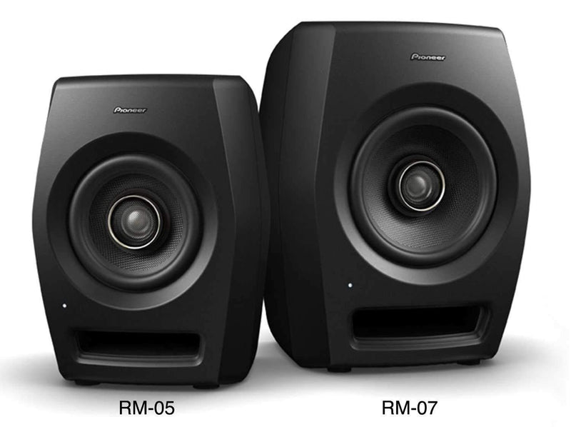Pioneer RM-07 6.5-Inch Pro Powered Studio Monitor (Each) - PSSL ProSound and Stage Lighting
