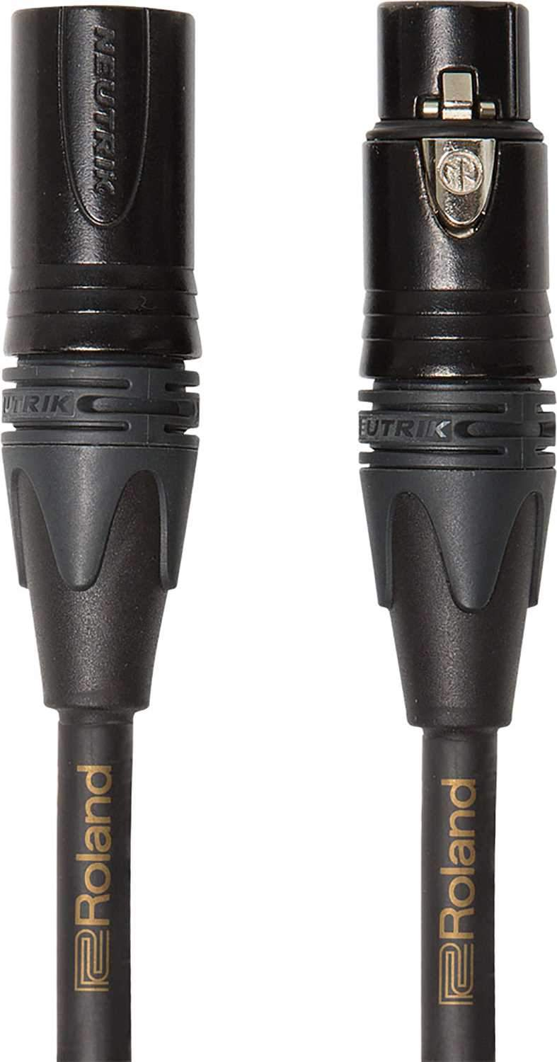 Roland RMC-GQ50 50ft Quad Mic Cable - PSSL ProSound and Stage Lighting