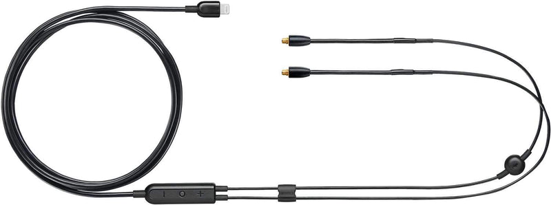 Shure RMCE-LTG Remote Mic Lightning Accessory Cable for SE Earphones - PSSL ProSound and Stage Lighting