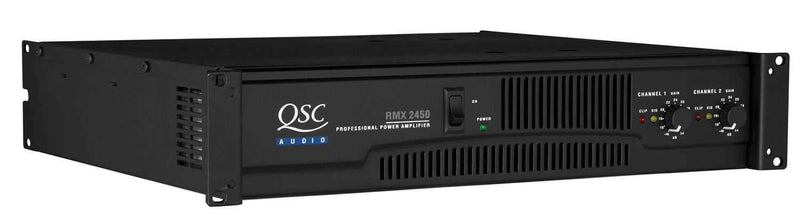 QSC RMX2450 Power Amplifier - PSSL ProSound and Stage Lighting