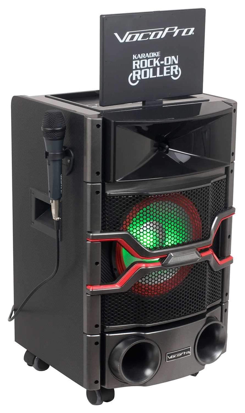 Vocopro Rock-On-Roller All-in-one Karaoke System - PSSL ProSound and Stage Lighting