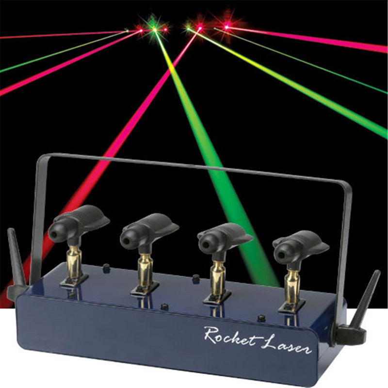 Omnisistem ROCKET Laser Green Red System - PSSL ProSound and Stage Lighting