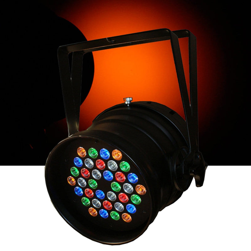 Blizzard RockLite RGBAW 36x3-Watt LED Light Par Can - PSSL ProSound and Stage Lighting