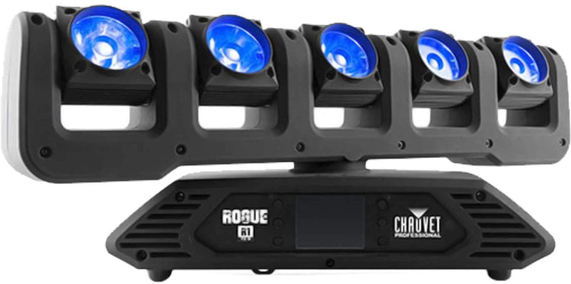 Chauvet Rogue R1 FX-B 5 Quad RGBW LED Moving Head - PSSL ProSound and Stage Lighting