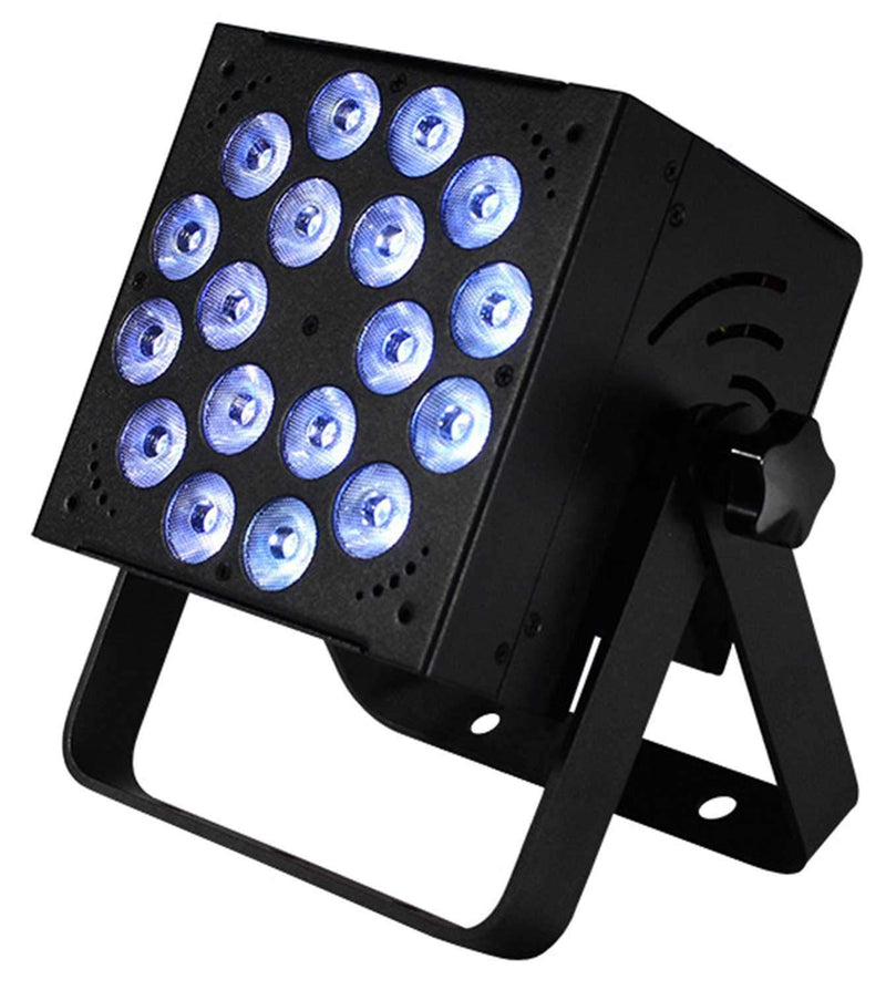 Blizzard RokBox EXA 18x 15W RGBAW Plus UV LED Light - PSSL ProSound and Stage Lighting