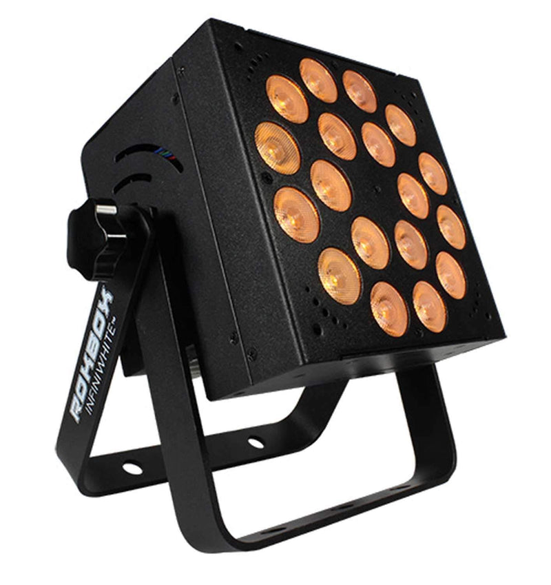 Blizzard RokBox Infiniwhite 18x15-Watt AWC LED Wash Light - PSSL ProSound and Stage Lighting