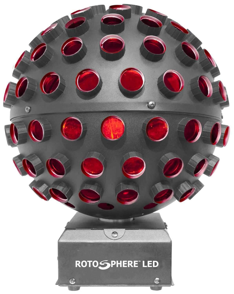 Chauvet Rotosphere LED Tri Color Ball Effect - PSSL ProSound and Stage Lighting