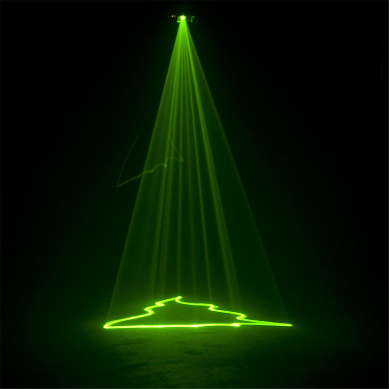 American DJ Royal Sky Green and Blue DMX Laser - PSSL ProSound and Stage Lighting