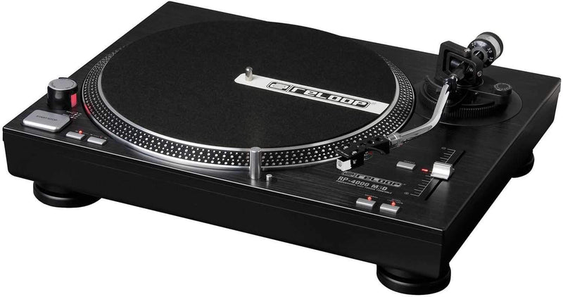 Reloop RP4000M3D Direct Drive Turntable with Needle - PSSL ProSound and Stage Lighting