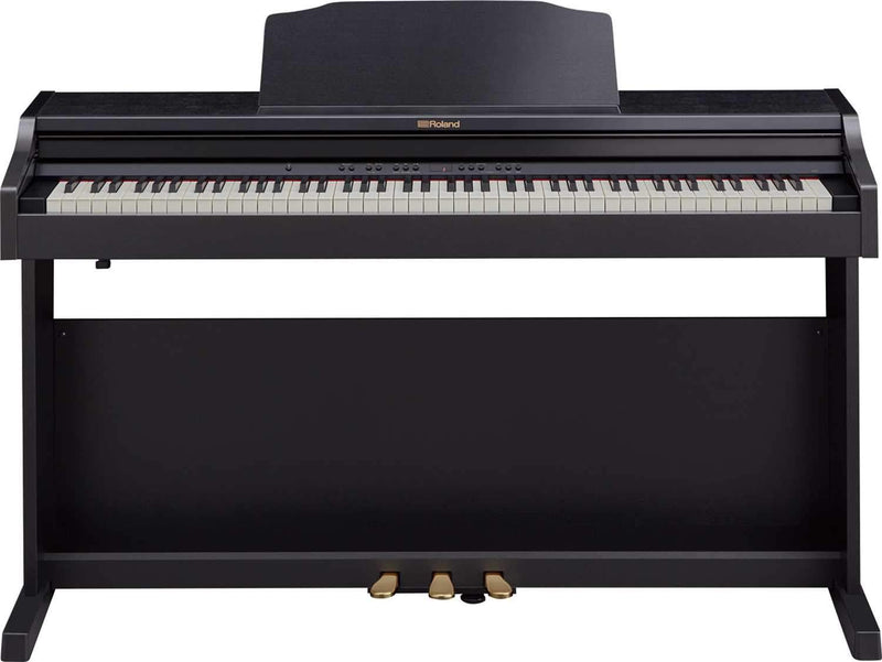 Roland RP-501R-CBC Contempory Black Digital Piano - PSSL ProSound and Stage Lighting