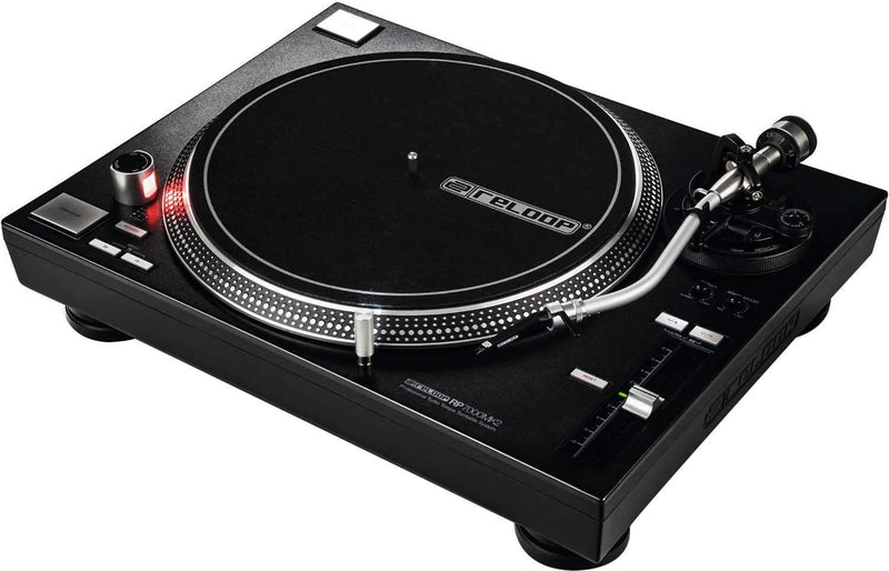 Reloop RP-7000-MK2 Direct Drive Turntable - PSSL ProSound and Stage Lighting
