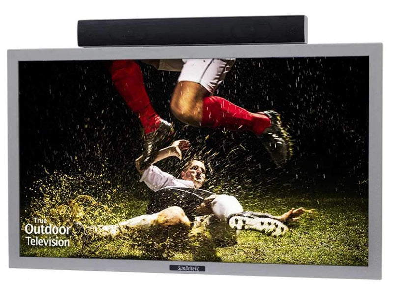 SunBriteTV Pro Series 42-Inch 1080p Full HD LED LCD TV - Silver - PSSL ProSound and Stage Lighting