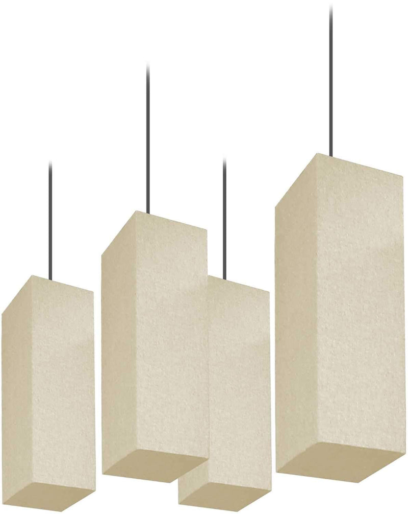 Primacoustic Square Hanging Lantern Baffle Beige - PSSL ProSound and Stage Lighting