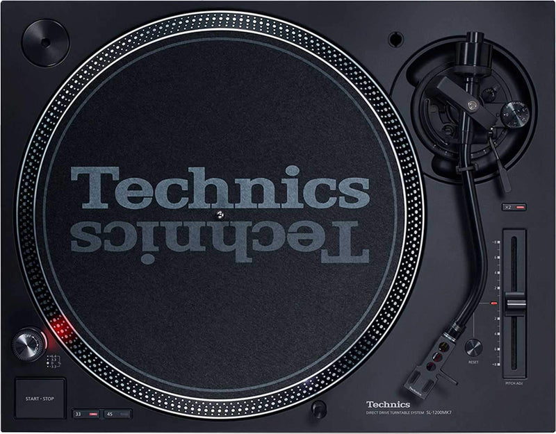 Technics SL-1200MK7 Direct Drive Turntable - PSSL ProSound and Stage Lighting