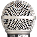 Shure SM58S Cardioid Dynamic Microphone with On-Off Switch - PSSL ProSound and Stage Lighting