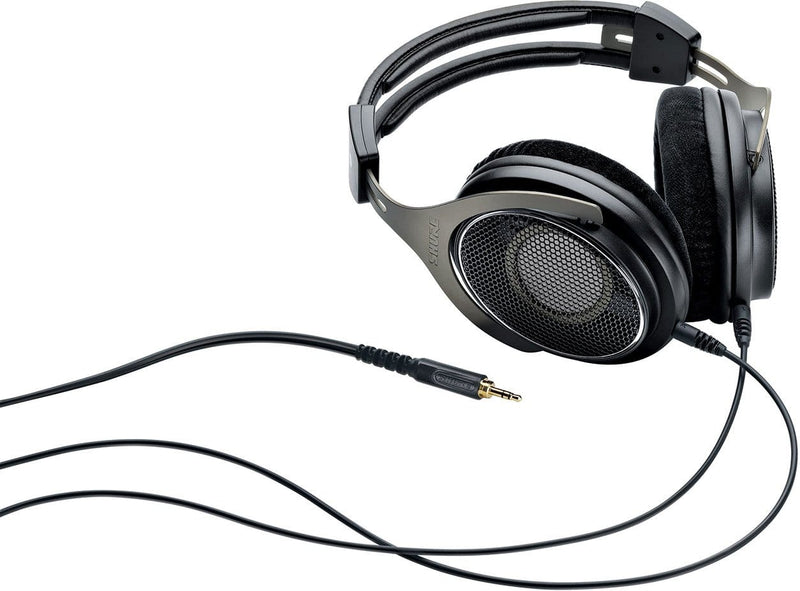 Shure SRH1840 Open-back Headphones - Black - ProSound and Stage Lighting