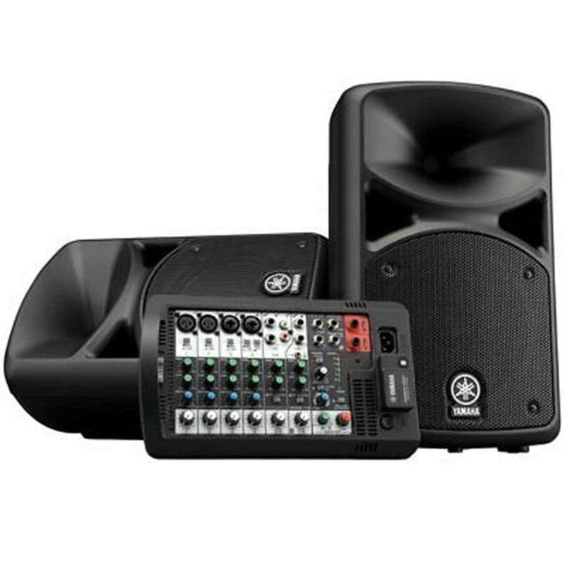 Yamaha Stagepas 400BT 400W Portable PA Speaker System - PSSL ProSound and Stage Lighting