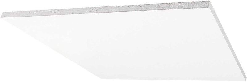 Primacoustic StratoTile Reveal Edge White Glass Wool Ceiling Tiles 24x24 - PSSL ProSound and Stage Lighting