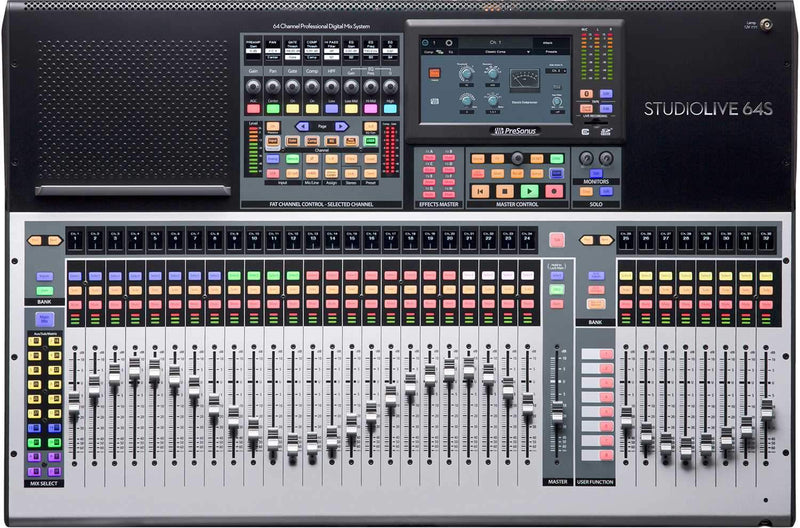 PreSonus StudioLive 64S Series III 64-Channel Digital Mixer - PSSL ProSound and Stage Lighting